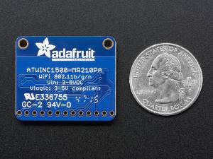 ATWINC1500 WiFi Breakout [3]