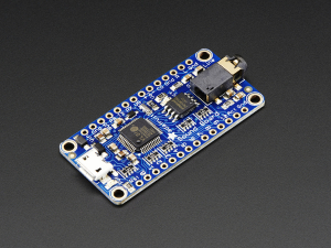 Audio FX Sound Board - WAV/OGG Trigger cu 16MB Flash0