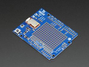 Bluefruit LE Bluetooth Shield pentru Arduino0