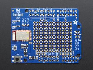 Bluefruit LE Bluetooth Shield pentru Arduino8