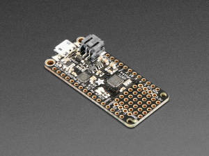 Adafruit Feather 328P - Atmega328P 3.3V @ 8 MHz [0]