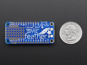 Feather 32u4 Basic Proto2