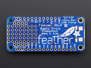 Feather 32u4 Basic Proto5
