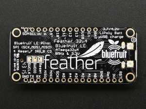 Feather 32u4 Bluefruit LE4