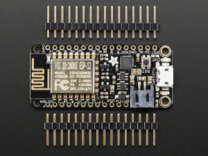 Feather HUZZAH cu ESP8266 WiFi1