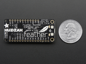 Feather HUZZAH cu ESP8266 WiFi6