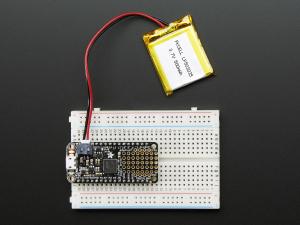 Feather M0 Basic Proto - ATSAMD21 Cortex M06