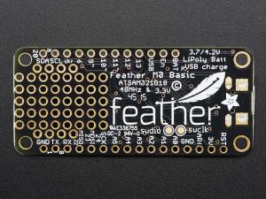 Feather M0 Basic Proto - ATSAMD21 Cortex M05