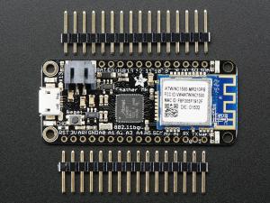 Feather M0 WiFi - ATSAMD21 + ATWINC15004