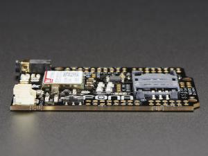Shield Adafruit FONA 808 cu GSM si GPS4