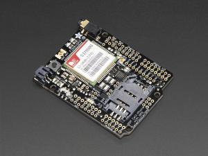 Shield Adafruit FONA 808 cu GSM si GPS0