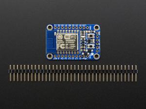 HUZZAH ESP8266 Wifi2