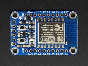 HUZZAH ESP8266 Wifi5