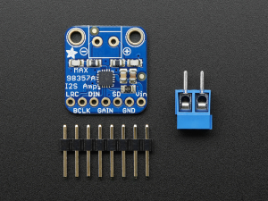 Amplificator 3W I2S - MAX98357A [1]