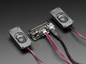 Amplificator  I2S 3W Stereo  Bonnet pentru Raspberry Pi - Mini Kit