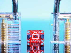 Adafruit Infineon Trust M breakout [4]