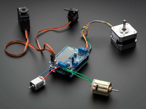 Shield driver motor/stepper/servo v2 Kit1