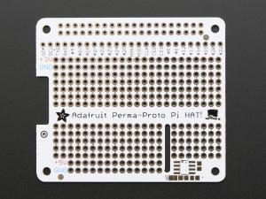 Adafruit Perma-Proto HAT for Pi Mini Kit - No EEPROM0