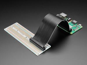Adafruit Perma-Proto Raspberry Pi PCB kit breadboard0