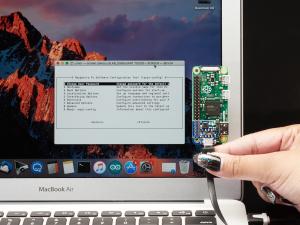 Adafruit PiUART - USB Console Power Add-on pentru Raspberry Pi0