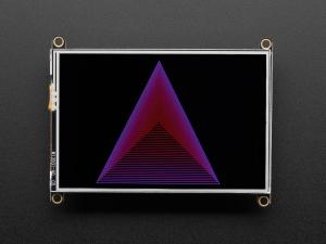 """Adafruit TFT FeatherWing - 3.5"""" 480x320 Touchscreen pentru placile  Feather [2]"""