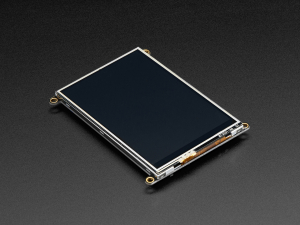 """Adafruit TFT FeatherWing - 3.5"""" 480x320 Touchscreen pentru placile  Feather [3]"""