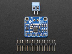 Amplificator MAX31856 pentru termocuple [1]