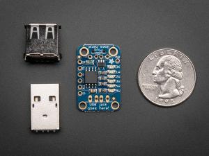 Indicator Incarcare USB3