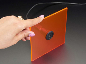 Adaptor jack micro USB B la priza USB A cu montaj la panou [0]