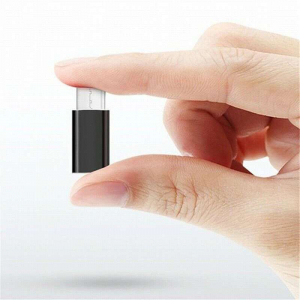 Adaptor micro (mama) to USB -C (tata) pentru Raspberry Pi 4 [1]