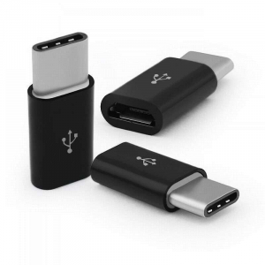 Adaptor micro (mama) to USB -C (tata) pentru Raspberry Pi 4 [2]