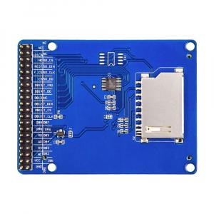 "Afisaj touchscreen LCD color, de 2.4"", pentru Arduino Uno R32"