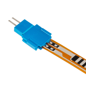 Conector Tata 2 pozitii Clincher Amphenol FCI4