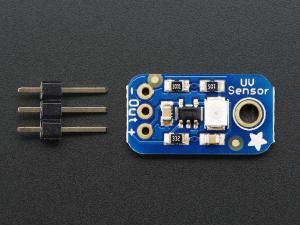 Senzor de lumina UV - GUVA S12SD [1]
