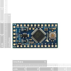 Arduino Pro Mini 328 - 3.3V/8MHz1