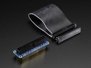 Pi Cobbler Plus - Breakout Cable pentru Pi B+/A+/Pi 2/PI 3 [0]