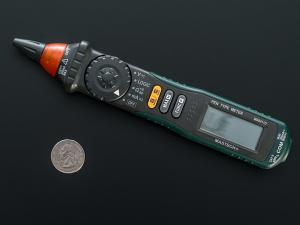 Multimetru Digital Cu Autoscalare2