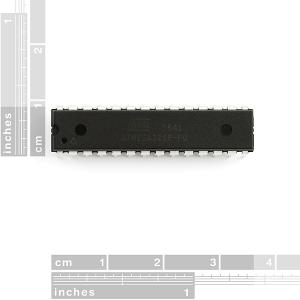 AVR 28 Pin 20MHz 32K 6A/D - ATMega328P1