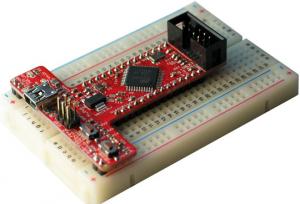 AVR-T32U4 - placa tip Leonardo0