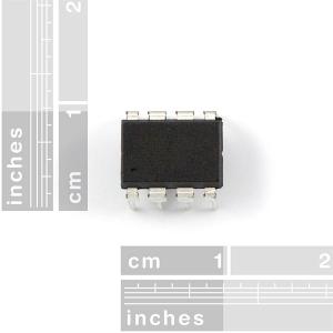 AVR cu 8 pini 20MHz 8K 4A/D - ATtiny851
