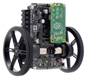 Balboa 32U4 Self Balancing Robot Kit (Fara motoare si fara Roti)10