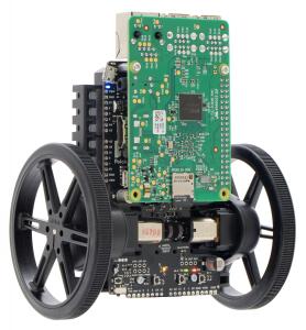 Balboa 32U4 Self Balancing Robot Kit (Fara motoare si fara Roti)9