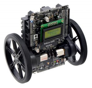 Balboa 32U4 Self Balancing Robot Kit (Fara motoare si fara Roti)8