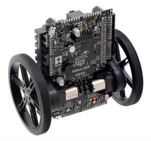 Balboa 32U4 Self Balancing Robot Kit (Fara motoare si fara Roti)7