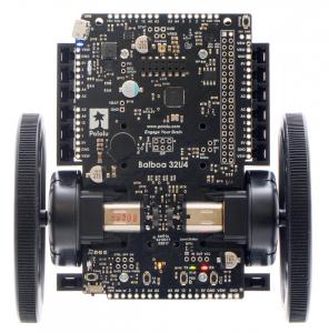 Balboa 32U4 Self Balancing Robot Kit (Fara motoare si fara Roti)2