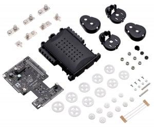 Balboa 32U4 Self Balancing Robot Kit (Fara motoare si fara Roti)1
