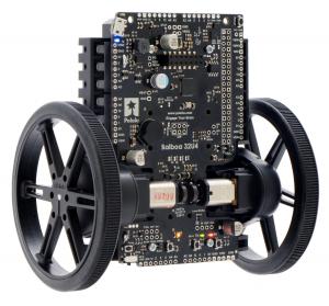 Balboa 32U4 Self Balancing Robot Kit (Fara motoare si fara Roti)0