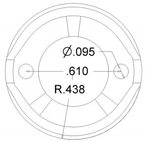 Ball Caster 19.5 mm3