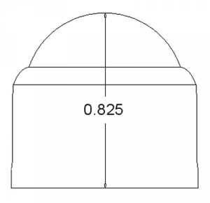 Ball Caster 19.5 mm2