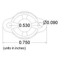 Ball Caster 9.5 mm [1]